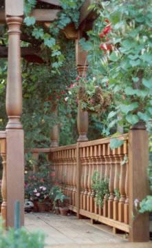 Choosing Porch Posts